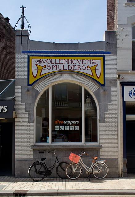 Tilburg - Nieuwlandstraat