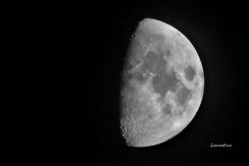 La luna de esta noche 23-11-2020