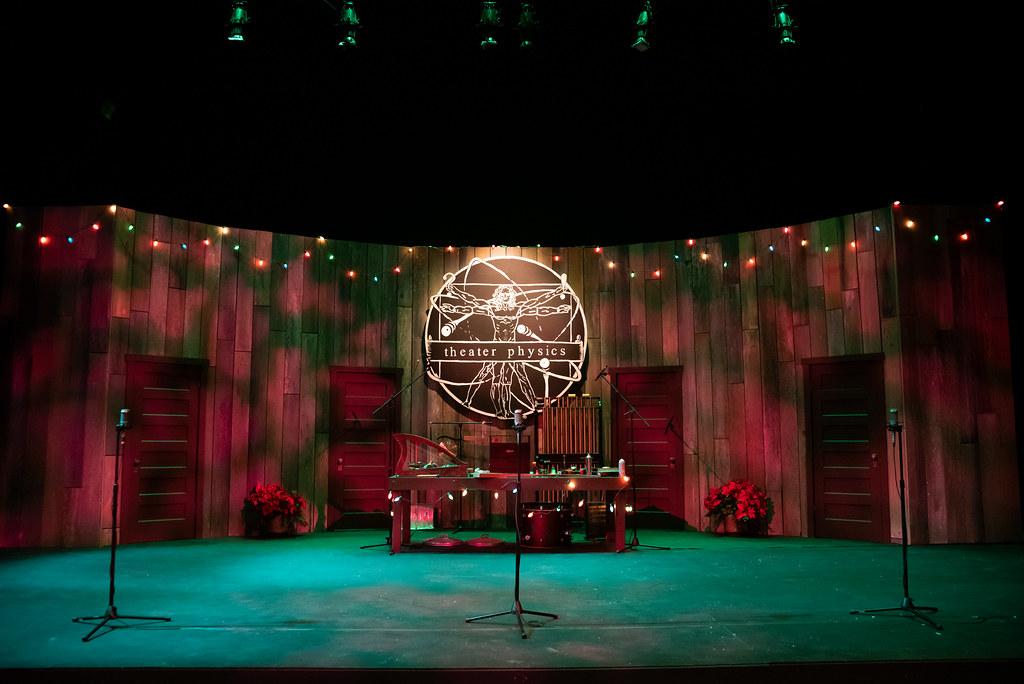 Theatre Physics Christmas Show