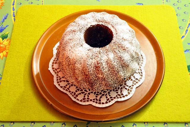 Nach Weihnachtsgewürzen duftender Rührkuchen ... Brigitte Stolle