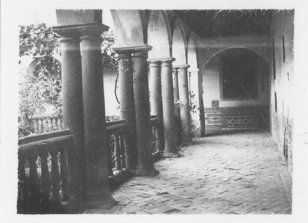 Convento de las Comendadoras de Santiago en los años 30. Fotografía de Fernando García Mercadal © Fundación Arquitectura COAM