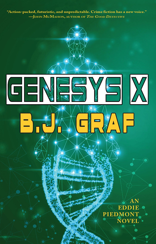 The Cover to Genesys X