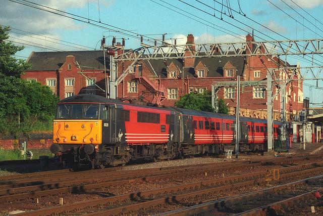 86229, Crewe, June 20th 1999