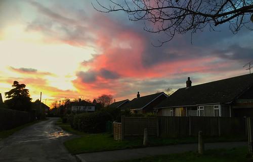 Sunset 23 Nov IMG_0369