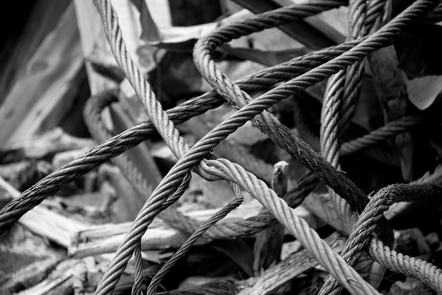 Old Mining Cable Textures