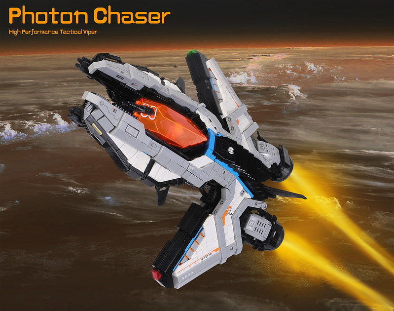 Photon Chaser High Performance Tactical Viper