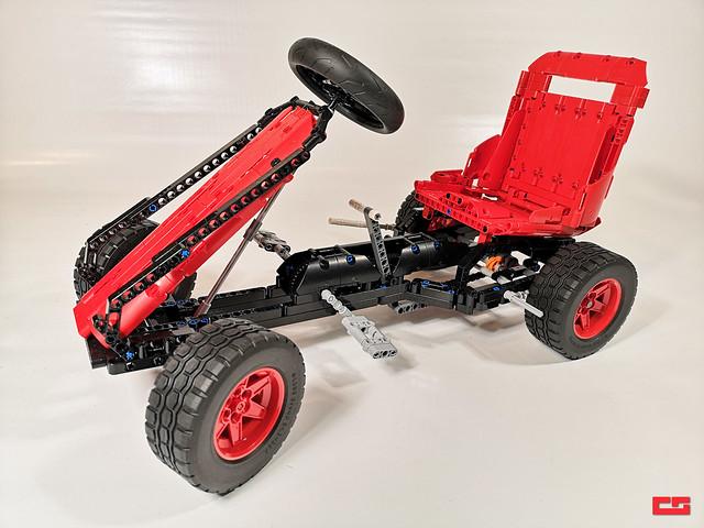 Technic Kettcar
