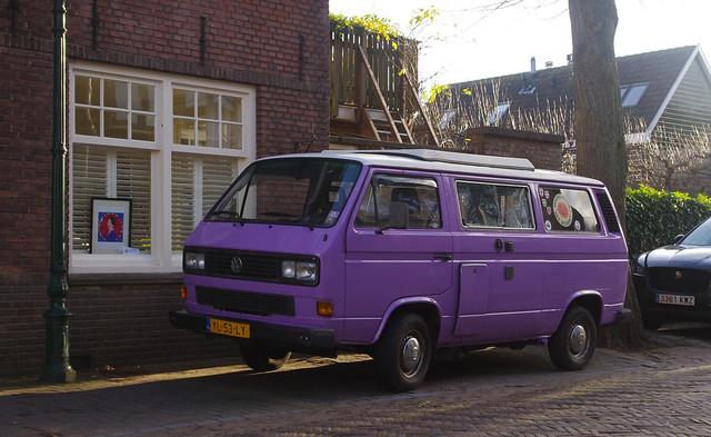 1987 Volkswagen Transporter (T3)