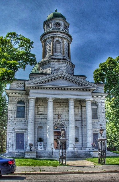 Kingston Ontario ~ Canada ~ St. George's Cathedral ~ Historical   Heritage Site