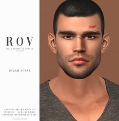 R O V                        Dylan for LeLUTKA Skyler Head 2.5