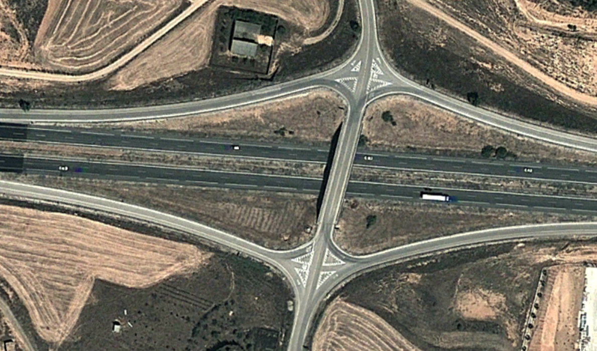 ariza 2, zaragoza, rotondas necesarias, antes, urbanismo, planeamiento, urbano, desastre, urbanístico, construcción