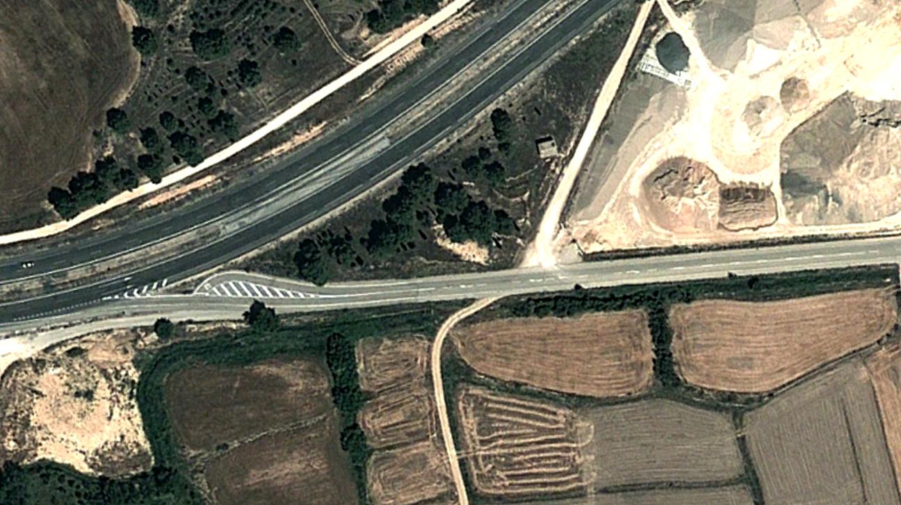 ariza 1, zaragoza, rotondas innecesarias, antes, urbanismo, planeamiento, urbano, desastre, urbanístico, construcción