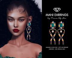 Mani Earrings <3