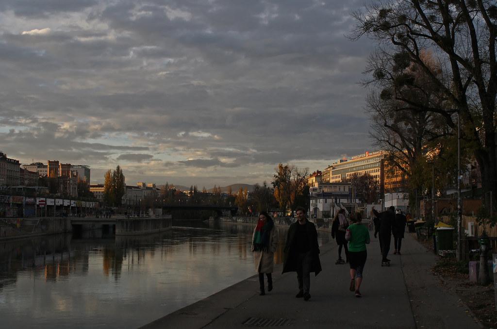 Am Donaukanal