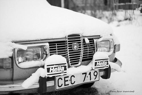 Saab 96 V4 - 1973!