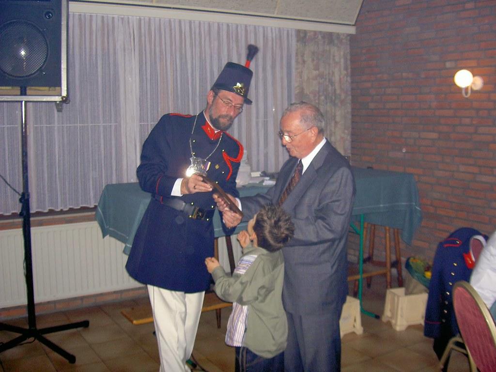 Piet Janssen 2004