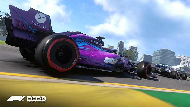 F1 2020 Free Trial on consoles