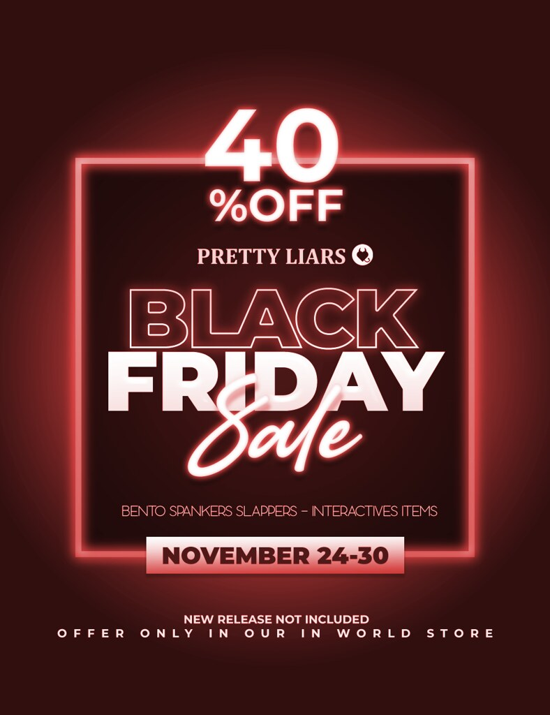 Pretty Liars- BLACK FRIDAY