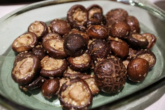 Braised Shitake Mushrooms..