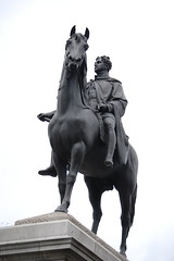 King George IV of England Equestrian Statue, Version 2