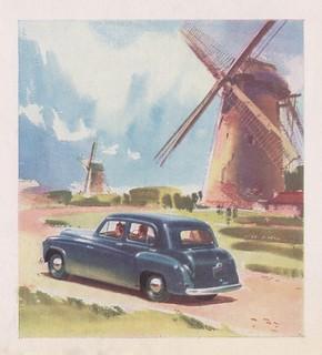 HILLMAN MINX Mark IV Saloon Car Dealer Sales Sheet (Great Brittain 1949)_8