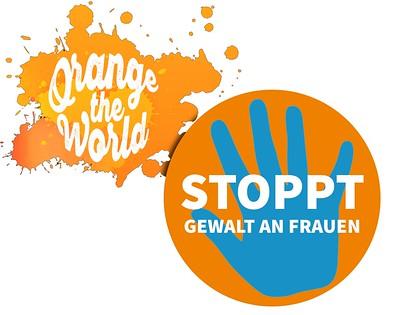 logo orange the world 2020
