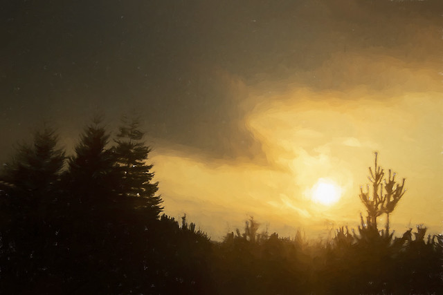 2020-11-21 A November sunset!