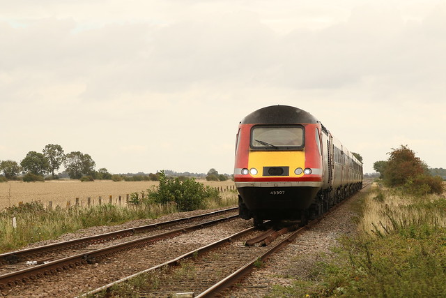 Trundling Through Rural Lincolnshire