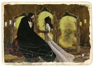 Contest entry - 2  The Phantom of the Opera - Marja Geesink