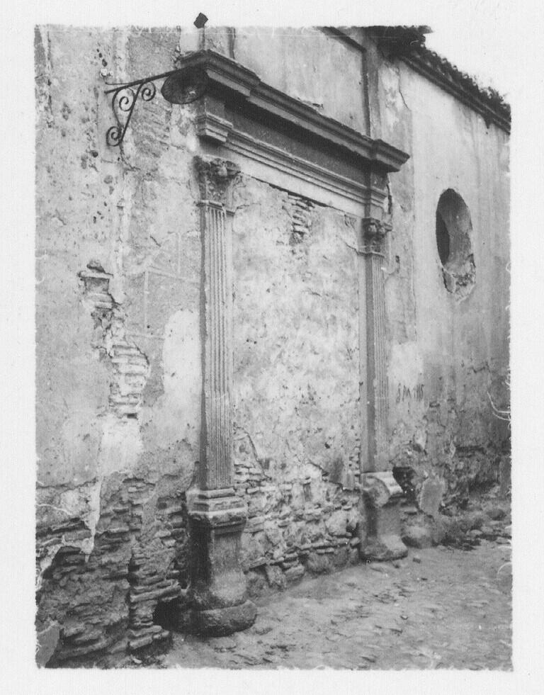 Portada tapiada hacia 1933. Fotografía de Fernando García Mercadal © Fundación Arquitectura COAM