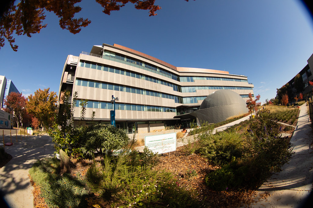 View of Science Complex
