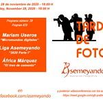 TARDE DE FOTOS Nº 29