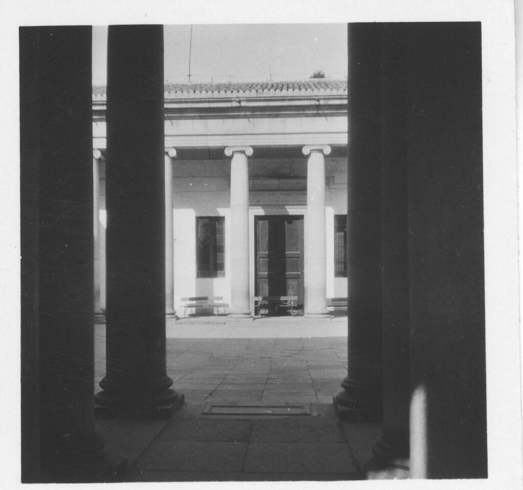 Instituto Lorenzana hacia 1933. Fotografía de Fernando García Mercadal © Fundación Arquitectura COAM
