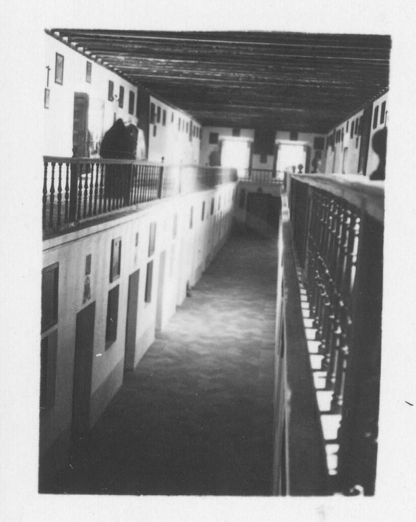 Un convento en Toledo hacia 1930. Fotografía de Fernando García Mercadal © Fundación Arquitectura COAM