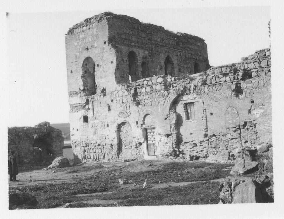 Palacio de Galiana hacia 1933. Fotografía de Fernando García Mercadal © Fundación Arquitectura COAM