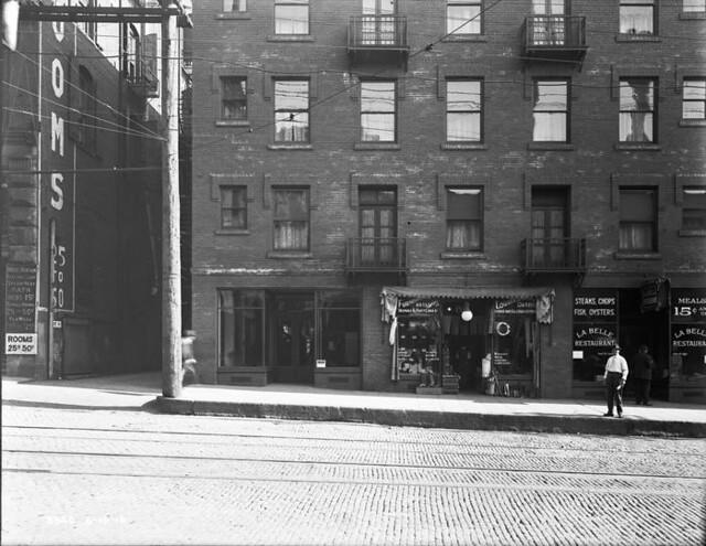 Yesler Way, 1916