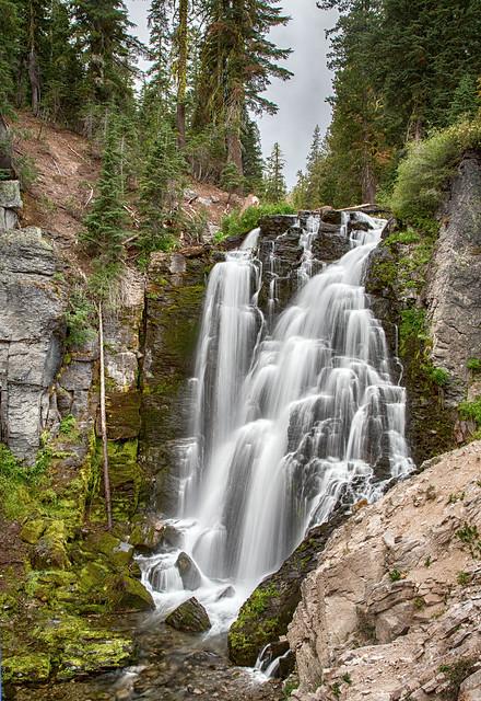 Kings Creek Falls.