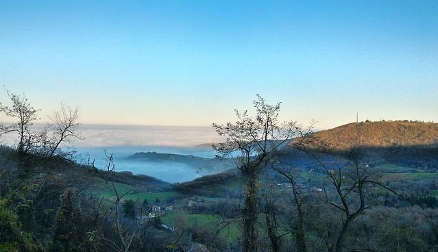 Terra delle nebbie