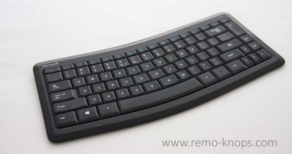 Microsoft Sculpt Mobile Bluetooth Keyboard 4379