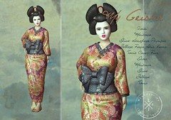 MM My Geisha  - Group Gift