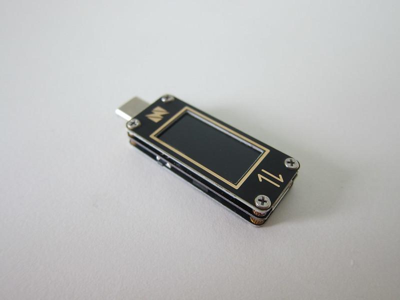 YZXstudio USB-C Power Meter