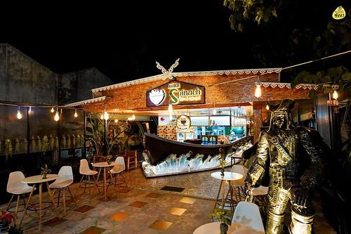 Spinach Restaurant Khaolak - เขาหลัก พังงา