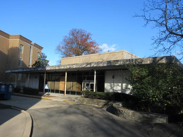 Allen Mercer Daniel Law Library