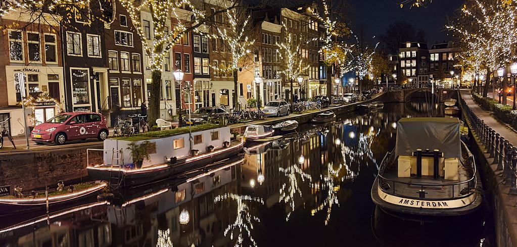 Amsterdam - Spiegelgracht