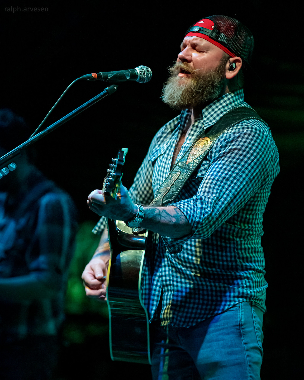 Stoney LaRue | Texas Review | Ralph Arvesen