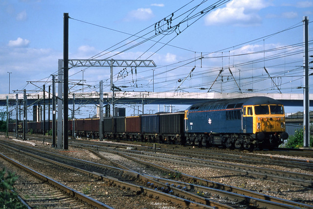 56006 Marshgate 6Z84 1229 Hull Coal Terminal - Ketton 13-06-03