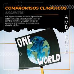 Nuevos Compromisos Climáticos