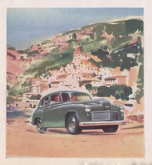 HILLMAN MINX Mark IV Saloon Car Dealer Sales Sheet (Great Brittain 1949)_6