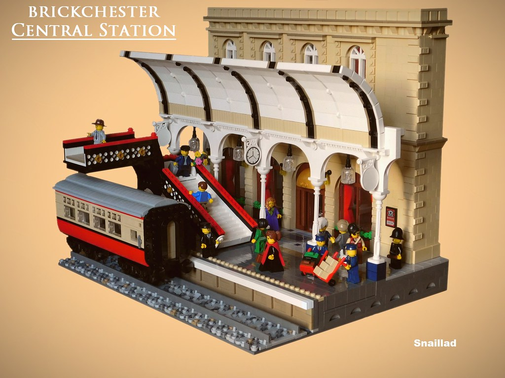 Brickchester Central Station