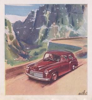 HILLMAN MINX Mark IV Saloon Car Dealer Sales Sheet (Great Brittain 1949)_7